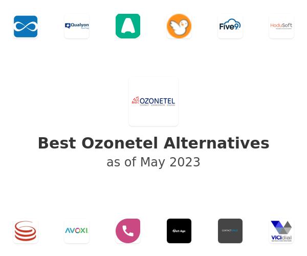 Best Ozonetel Alternatives