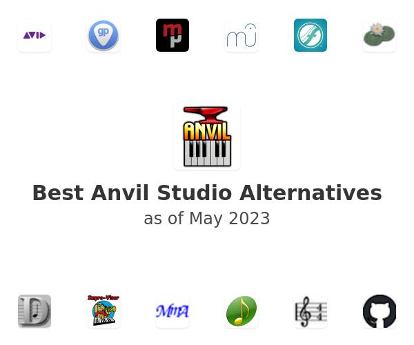 Best Anvil Studio Alternatives
