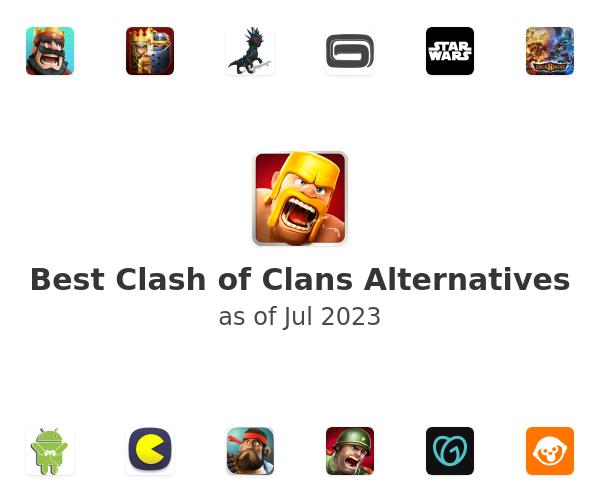 Best Clash of Clans Alternatives