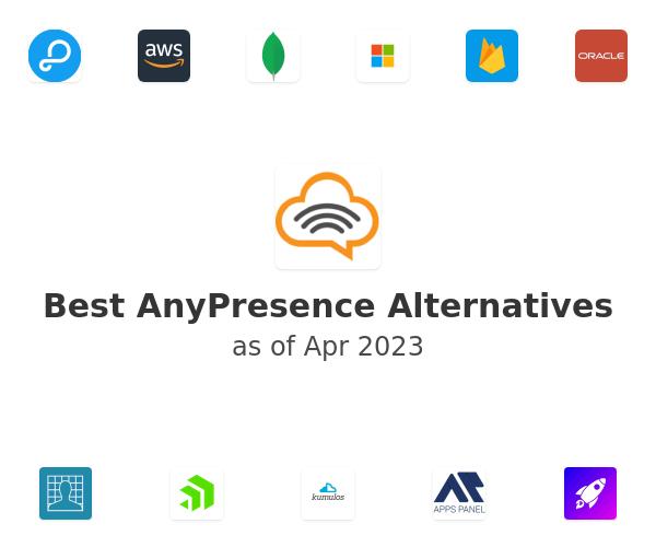 Best AnyPresence Alternatives
