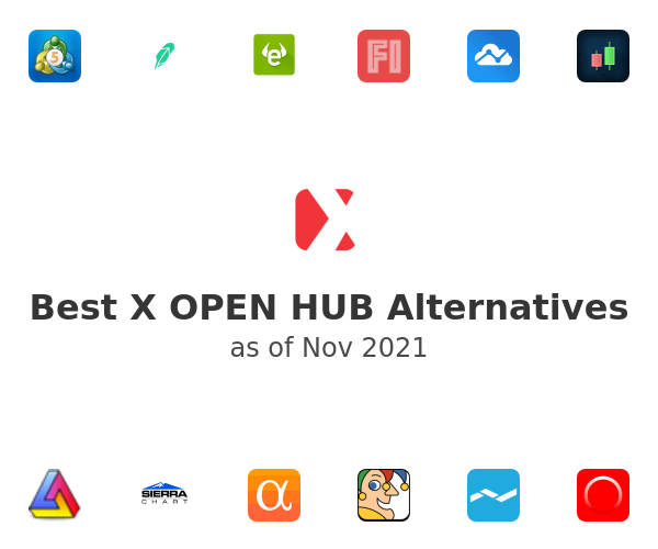 Best X OPEN HUB Alternatives