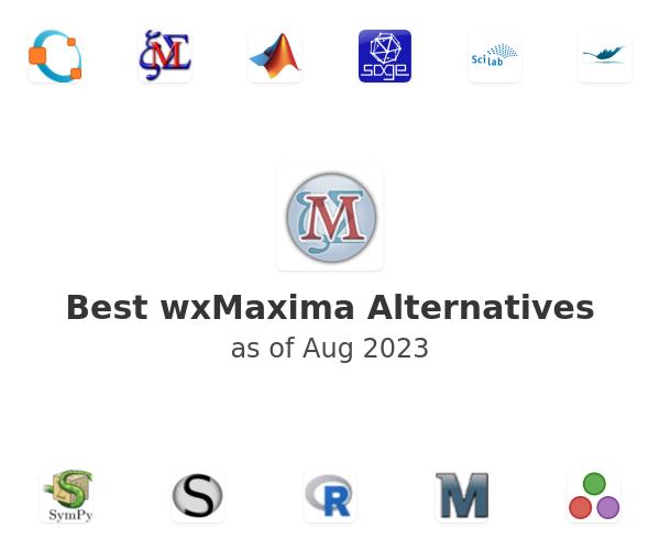 Best wxMaxima Alternatives
