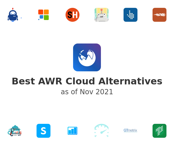 Best AWR Cloud Alternatives