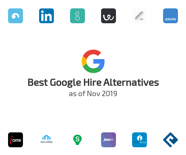 Best Google Hire Alternatives