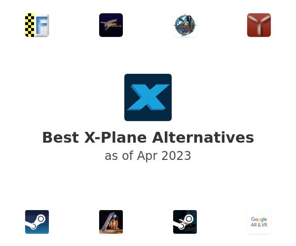 Best X-Plane Alternatives