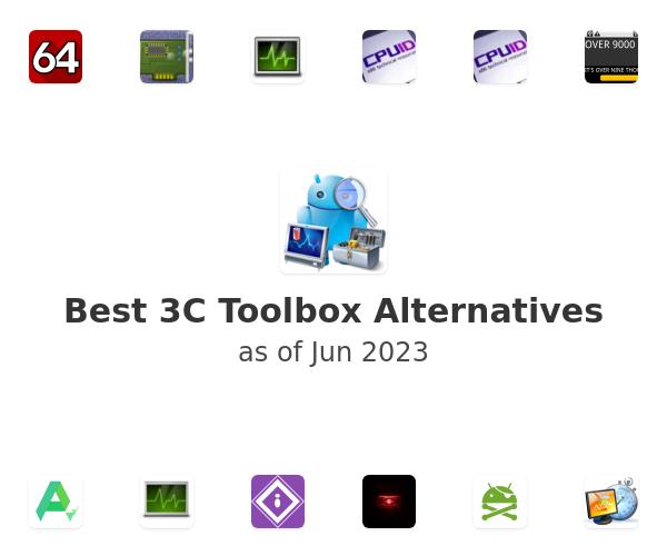 Best 3C Toolbox Alternatives