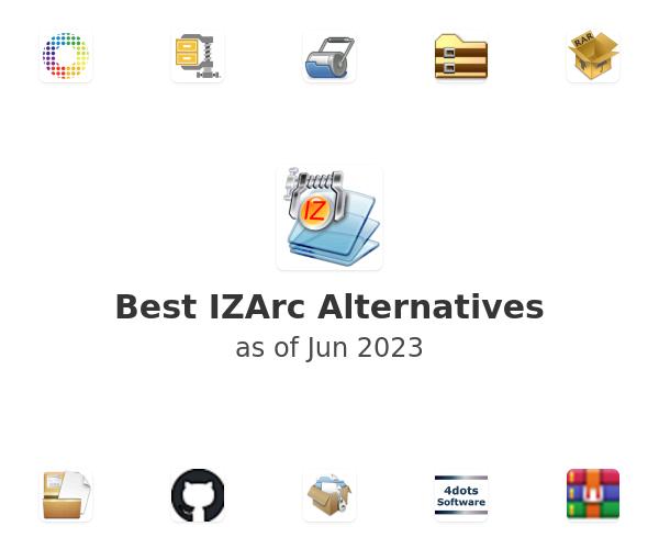 Best IZArc Alternatives