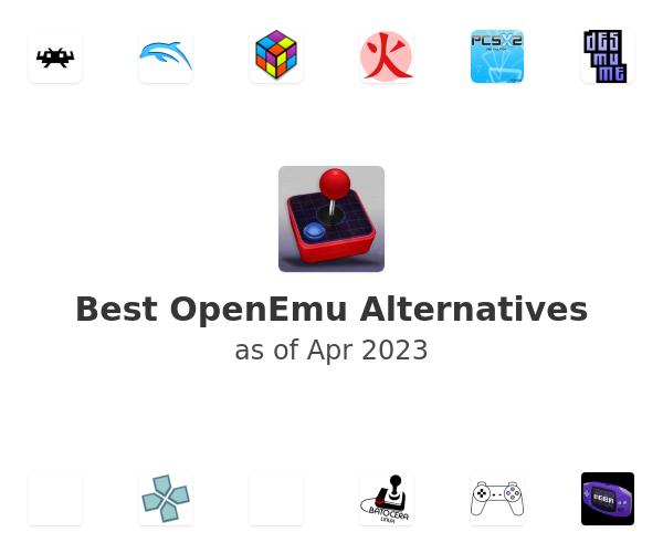 Best OpenEmu Alternatives