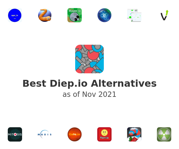 Best Diep.io Alternatives