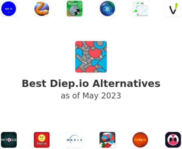 Best Diep.io Alternatives