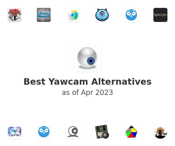 Best Yawcam Alternatives