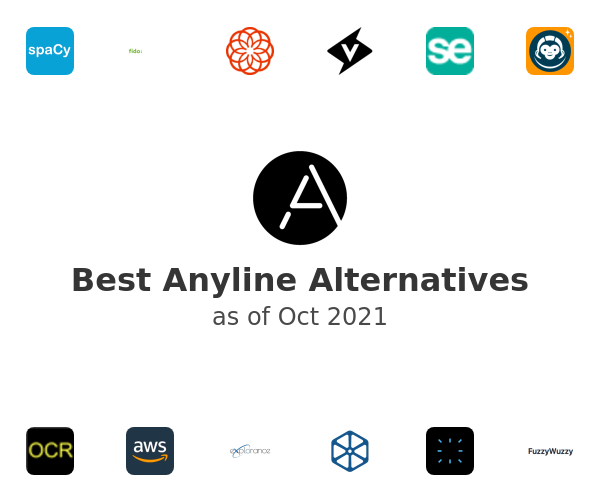 Best Anyline Alternatives