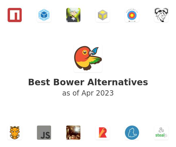 Best Bower Alternatives