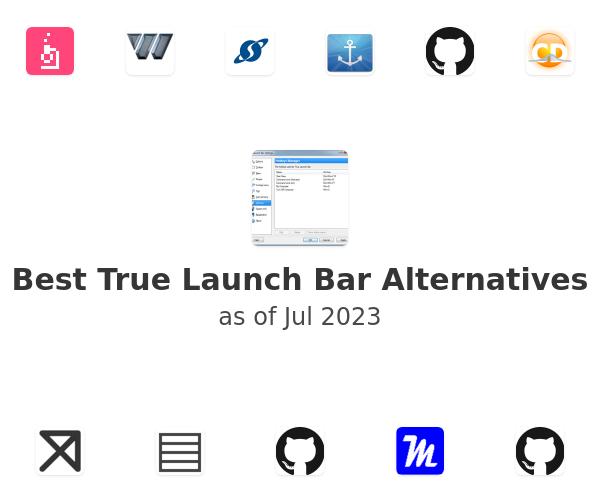 Best True Launch Bar Alternatives