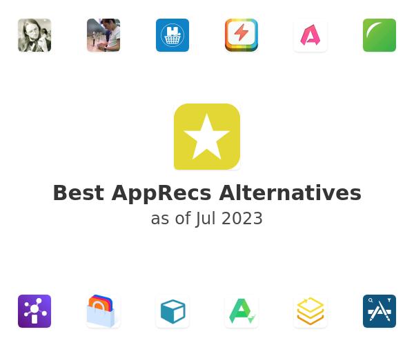 Best AppRecs Alternatives