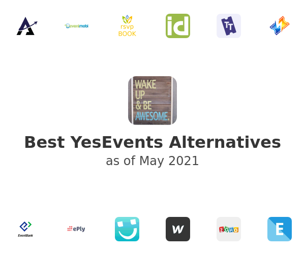 Best YesEvents Alternatives