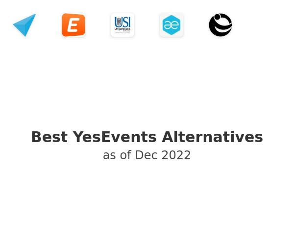 Best YesEvents Alternatives