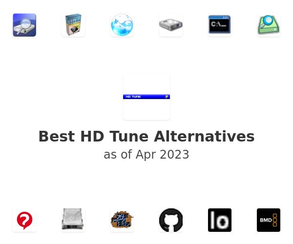 Best HD Tune Alternatives