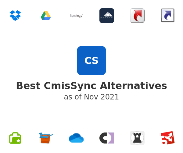 Best CmisSync Alternatives