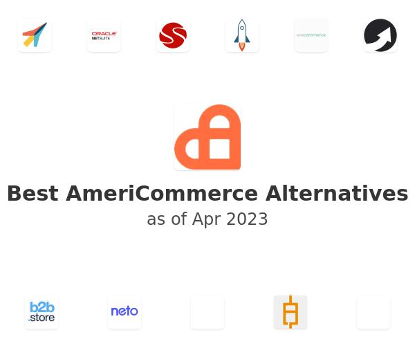 Best AmeriCommerce Alternatives