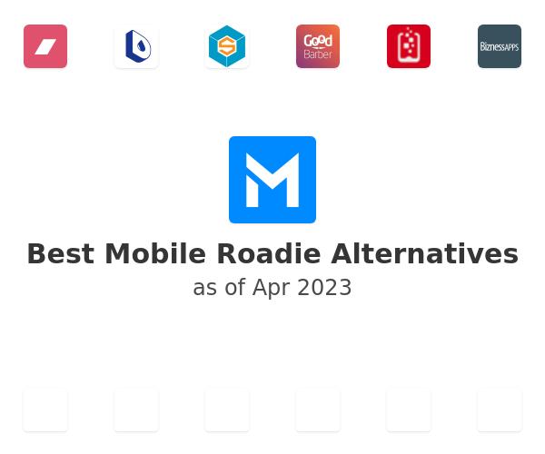 Best Mobile Roadie Alternatives