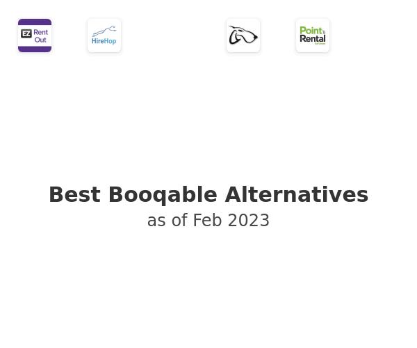 Best Booqable Alternatives