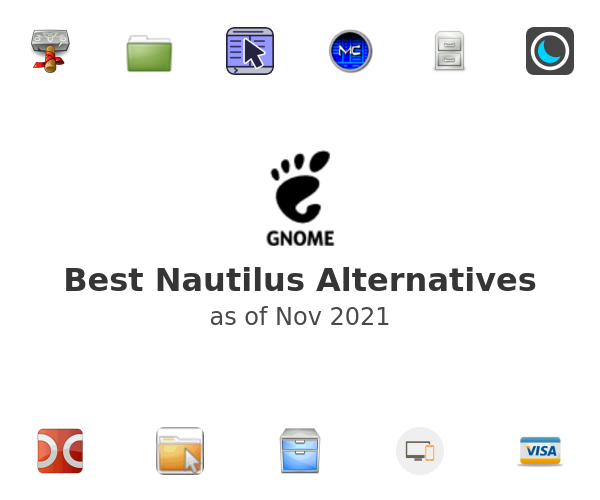Best Nautilus Alternatives