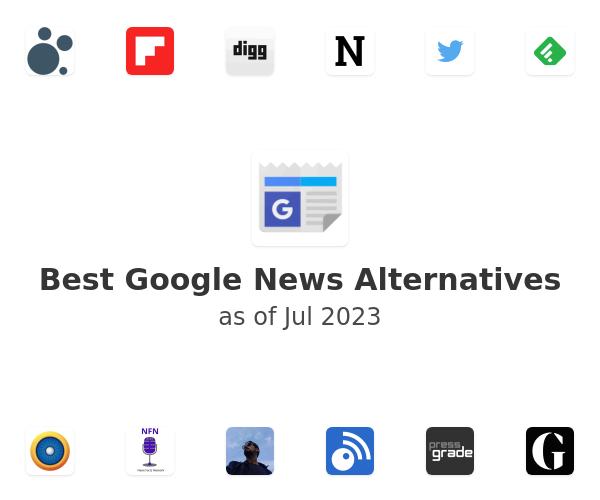 Best Google News Alternatives