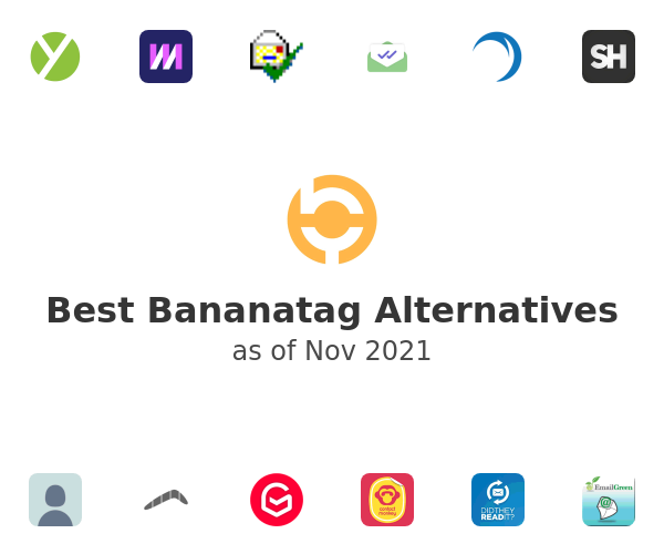 Best Bananatag Alternatives