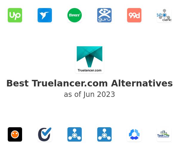 Best Truelancer.com Alternatives