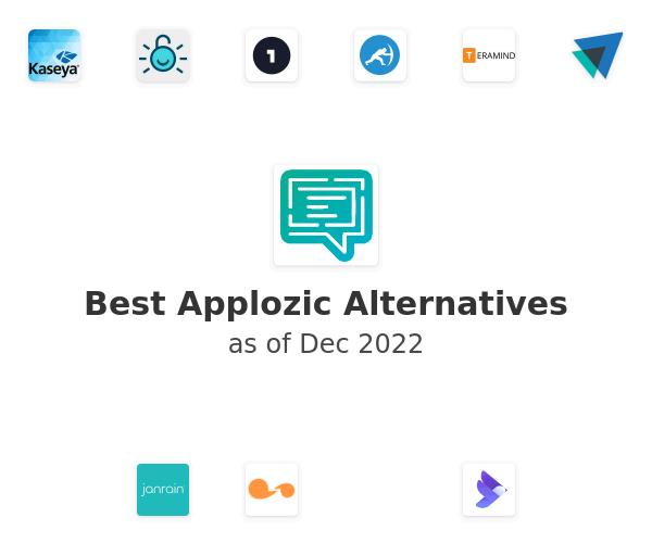 Best Applozic Alternatives