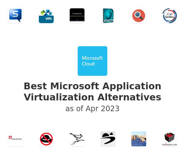 Best Microsoft Application Virtualization Alternatives