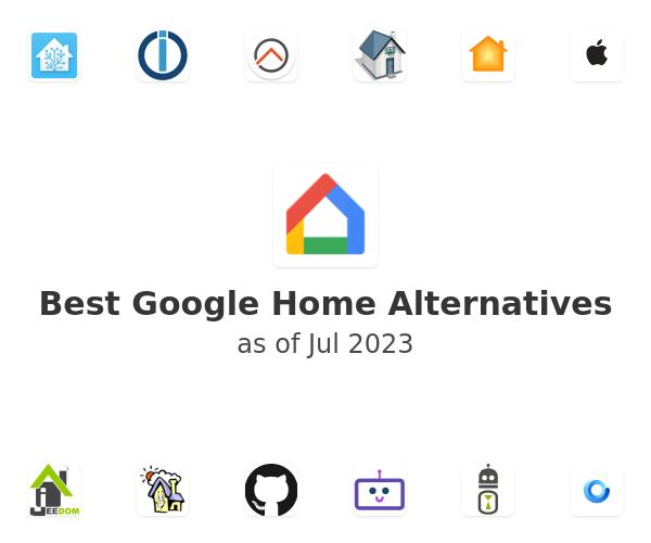 Best Google Home Alternatives