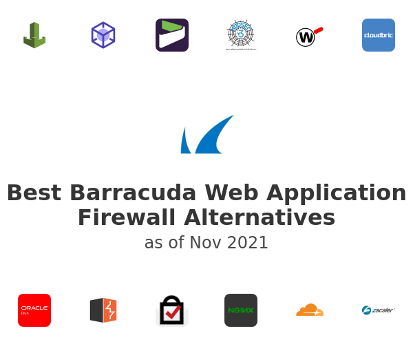 Best Barracuda Web Application Firewall Alternatives
