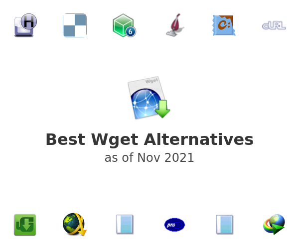 Best Wget Alternatives