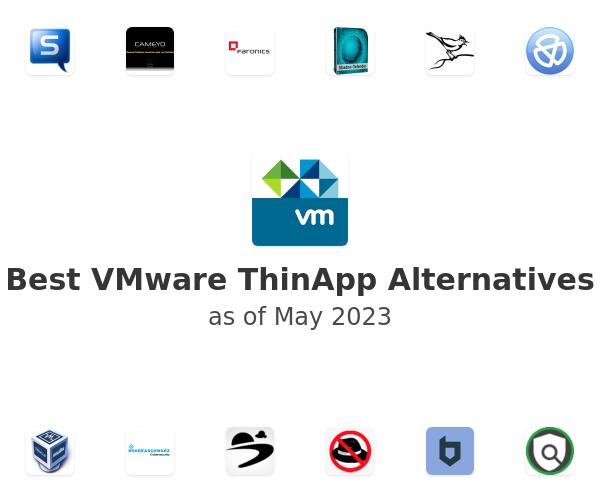 Best VMware ThinApp Alternatives