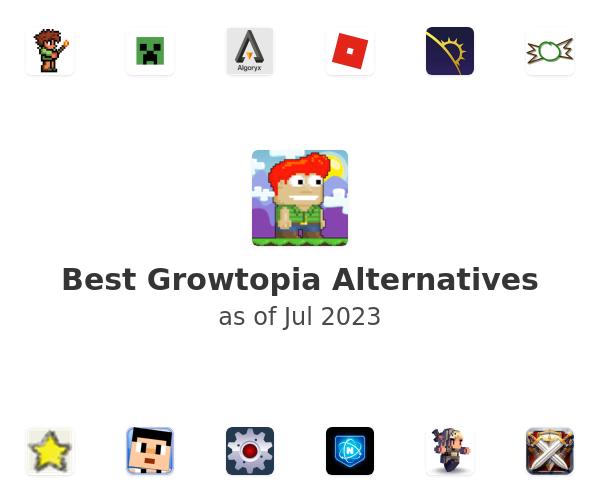 Best Growtopia Alternatives