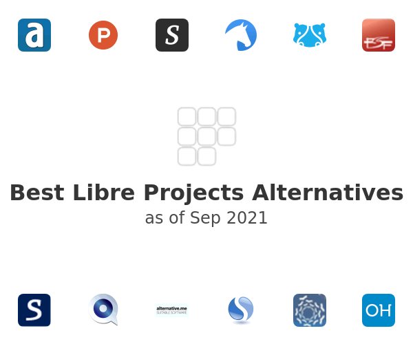 Best Libre Projects Alternatives