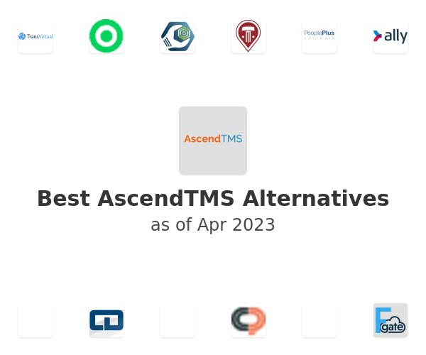 Best AscendTMS Alternatives