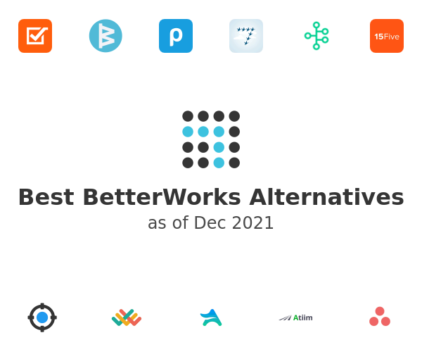 Best BetterWorks Alternatives
