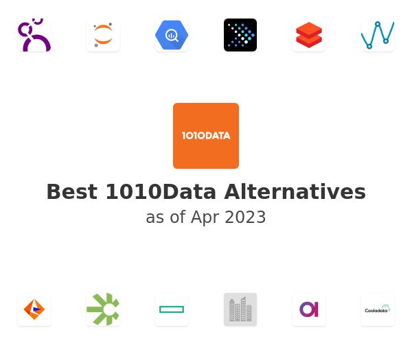 Best 1010Data Alternatives