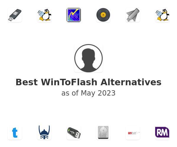 Best WinToFlash Alternatives