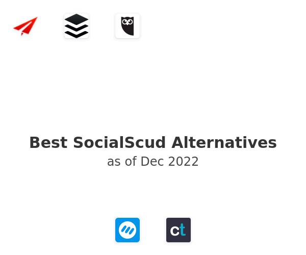 Best SocialScud Alternatives