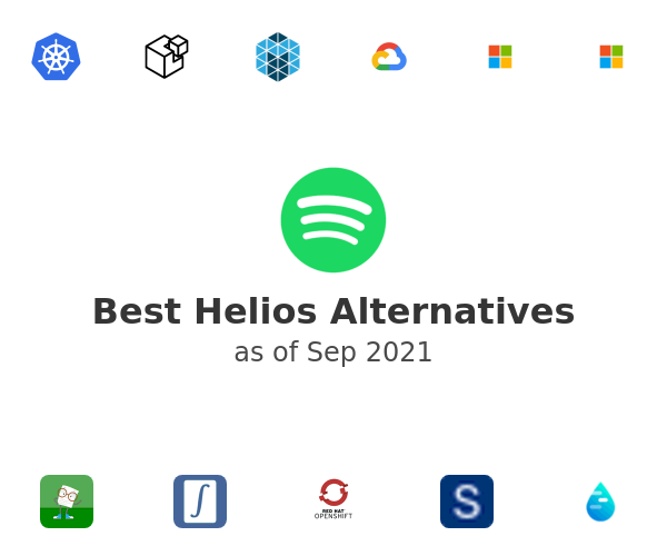 Best Helios Alternatives