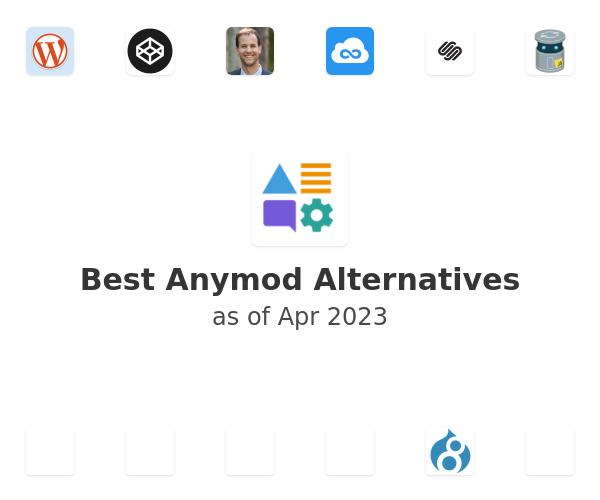 Best Anymod Alternatives