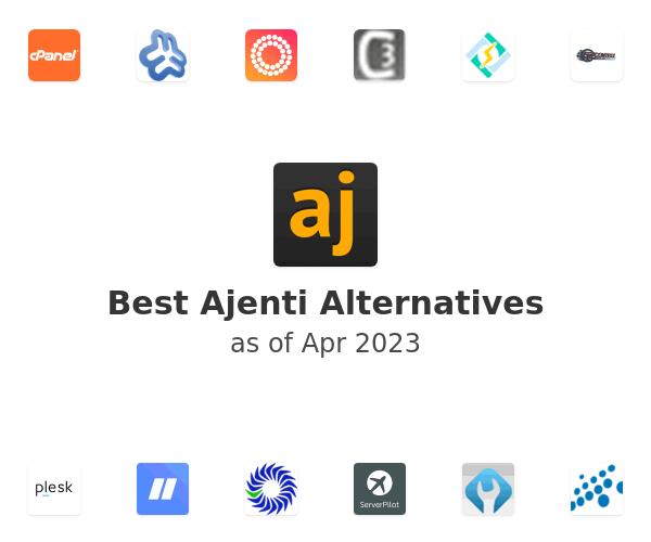 Best Ajenti Alternatives