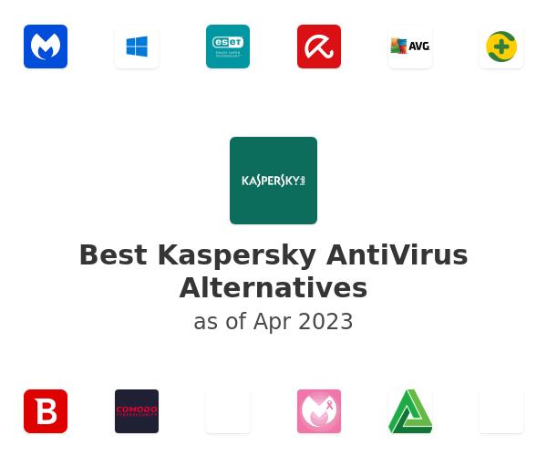 Best Kaspersky AntiVirus Alternatives
