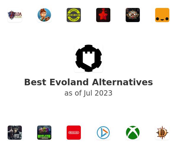 Best Evoland Alternatives