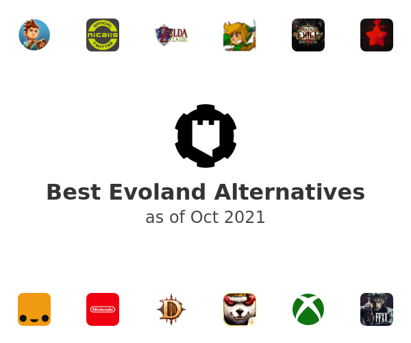 Best Evoland Alternatives