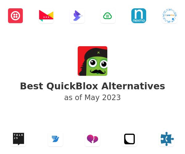Best QuickBlox Alternatives